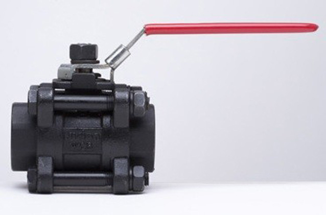 Four-Bolt Ball Valve
